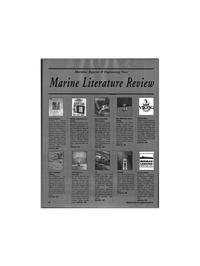 Maritime Reporter Magazine, page 78,  Jan 1999