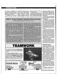 Maritime Reporter Magazine, page 11,  Feb 1999 Washington