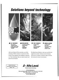 Maritime Reporter Magazine, page 1,  Feb 1999 CHEMICAL DOSING SYSTEMS