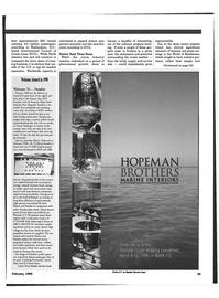 Maritime Reporter Magazine, page 32,  Feb 1999 rudder machinery