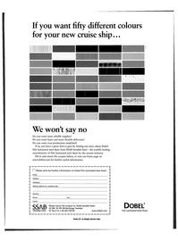 Maritime Reporter Magazine, page 34,  Feb 1999 steel sheet