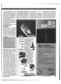 Maritime Reporter Magazine, page 42,  Feb 1999 New Jersey