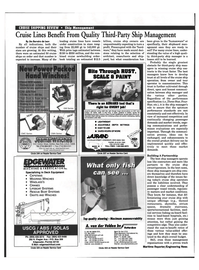 Maritime Reporter Magazine, page 45,  Feb 1999 Miami FL