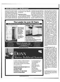 Maritime Reporter Magazine, page 47,  Feb 1999 construction applications
