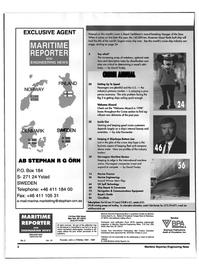 Maritime Reporter Magazine, page 3,  Feb 1999 Dale Barnett