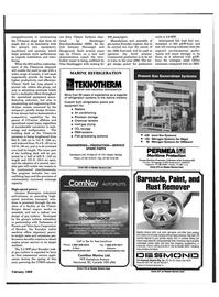 Maritime Reporter Magazine, page 52,  Feb 1999 Oma Baatbyggeri