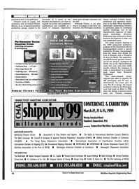 Maritime Reporter Magazine, page 53,  Feb 1999 Association of Ship Brokers