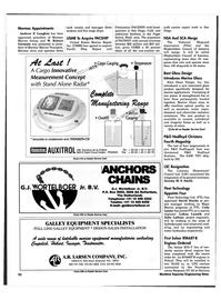 Maritime Reporter Magazine, page 55,  Feb 1999 California