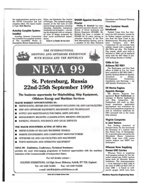Maritime Reporter Magazine, page 57,  Feb 1999 east coast