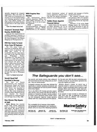 Maritime Reporter Magazine, page 58,  Feb 1999 North Carolina