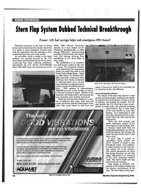 Maritime Reporter Magazine, page 59,  Feb 1999 Carderock Division