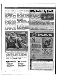 Maritime Reporter Magazine, page 73,  Feb 1999 Gulf of Mexico