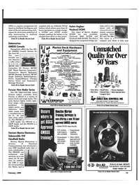 Maritime Reporter Magazine, page 76,  Feb 1999 Federal Communications Commission