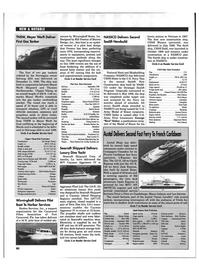 Maritime Reporter Magazine, page 83,  Feb 1999 L