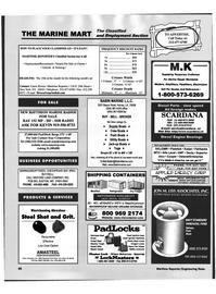 Maritime Reporter Magazine, page 89,  Feb 1999 California