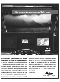 Maritime Reporter Magazine, page 3rd Cover,  Feb 1999 United States