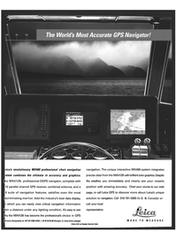 Maritime Reporter Magazine, page 3rd Cover,  Mar 1999
