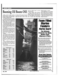 Maritime Reporter Magazine, page 13,  May 1999