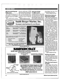 Maritime Reporter Magazine, page 14,  May 1999