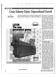 Maritime Reporter Magazine, page 18,  May 1999