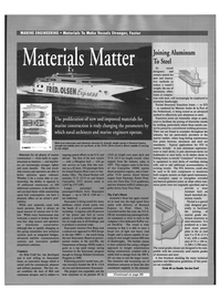 Maritime Reporter Magazine, page 22,  May 1999 Lake Erie