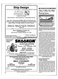 Maritime Reporter Magazine, page 24,  May 1999