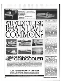 Maritime Reporter Magazine, page 26,  May 1999 Ernest Heming