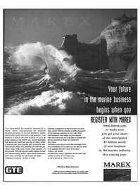 Maritime Reporter Magazine, page 1,  May 1999 Affiliated Networks Inc.