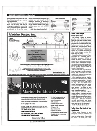 Maritime Reporter Magazine, page 28,  May 1999