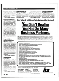 Maritime Reporter Magazine, page 29,  May 1999 Texas