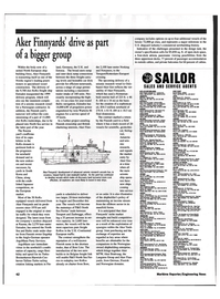 Maritime Reporter Magazine, page 42,  May 1999 Antarctic
