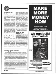 Maritime Reporter Magazine, page 47,  May 1999
