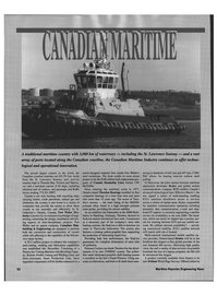 Maritime Reporter Magazine, page 52,  May 1999 Thunder Bay
