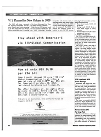 Maritime Reporter Magazine, page 60,  May 1999 Safety Advisory Committee