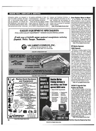 Maritime Reporter Magazine, page 66,  May 1999 California