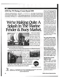 Maritime Reporter Magazine, page 68,  May 1999