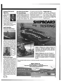 Maritime Reporter Magazine, page 69,  May 1999