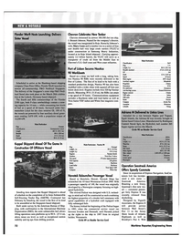 Maritime Reporter Magazine, page 70,  May 1999