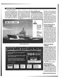 Maritime Reporter Magazine, page 72,  May 1999 Manitoba