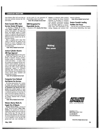 Maritime Reporter Magazine, page 73,  May 1999 Great Lakes