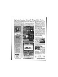 Maritime Reporter Magazine, page 100,  Jun 1999 Van der Velden