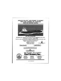 Maritime Reporter Magazine, page 2nd Cover,  Jun 1999 Washington
