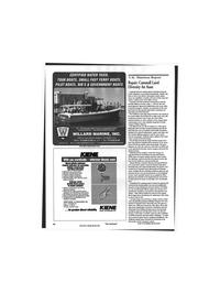 Maritime Reporter Magazine, page 82,  Jun 1999 SMALL FAST FERRY BOATS