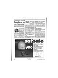 Maritime Reporter Magazine, page 90,  Jun 1999 communication technology