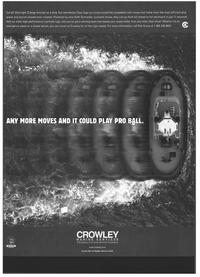 Maritime Reporter Magazine, page 11,  Jul 1999 Crowley Maritime Corporation