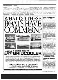 Maritime Reporter Magazine, page 12,  Jul 1999