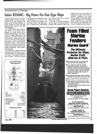 Maritime Reporter Magazine, page 13,  Jul 1999