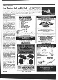Maritime Reporter Magazine, page 15,  Jul 1999 Louisiana