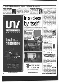 Maritime Reporter Magazine, page 22,  Jul 1999