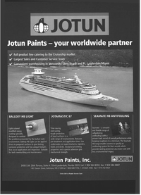 Maritime Reporter Magazine, page 23,  Jul 1999 Jotun Paints Inc.